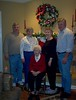 Dad, Auntie Linda, Auntie Darlene, Uncle David<br /> Grandma