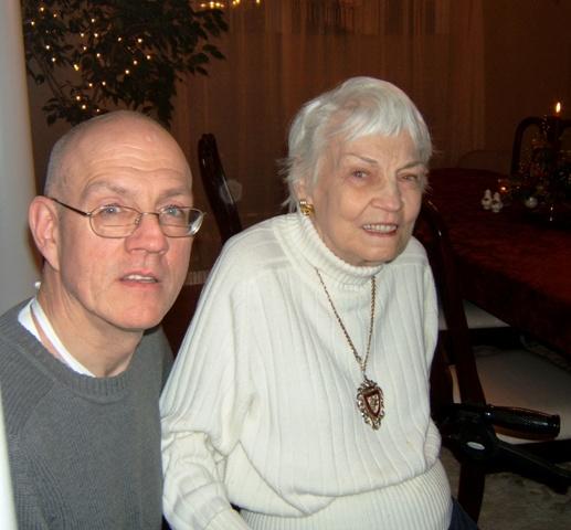 Aunt Reggie and Jerome
