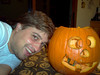 Stephan and the pumpkin