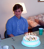 Stephan at his birthday