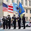 DC police color guard