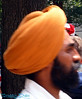 Guy with a turban got in the way.