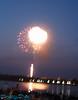 Start of fireworks.