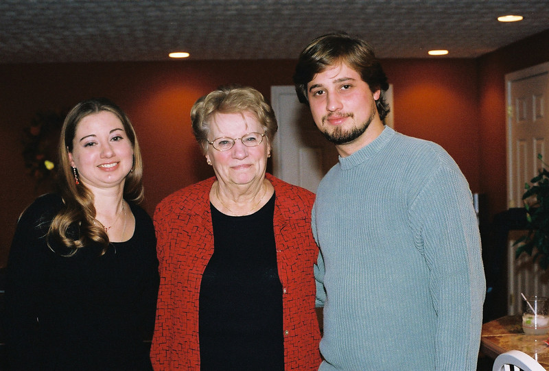 Me, Gypsy Grandma, Stephen