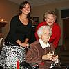 grandma, auntie darlene, sarah