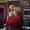 Aunt Karen and Auntie Darlene