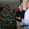Uncle David, Jon and the tree