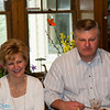 Aunt Karen, and Uncle David. Not sure why he is looking grumpy.
