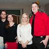 Jim, me, Leah, David