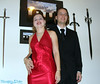 Jim and I at the apartment before the galla. He was my escort for the evening.