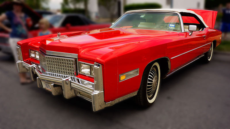 Cadillac El Dorado in Georgetown Texas