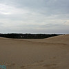 Sand dunes at Jockey Ridge
