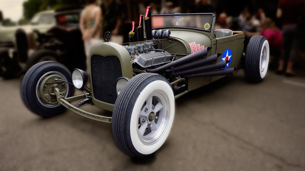 Georgetown Texas car show