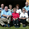 Front: Ted and Luellen Treadway, SMB & MJB; Back Paul & Maggie Judge, Mary & Dave Crum