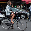 Parisian Women on bikes