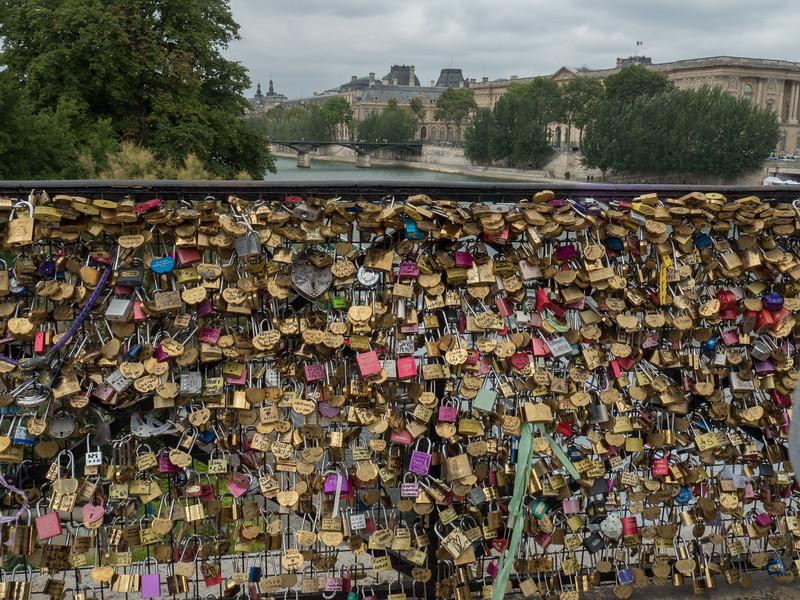 Bridge of Love Locks