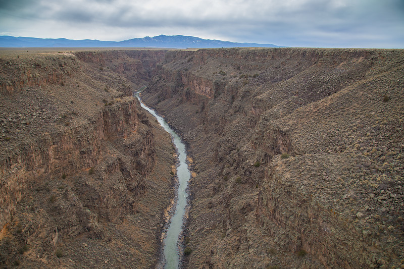 Rio Grande Gorge  - Taos