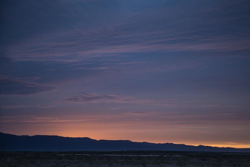 Alamagordo sunrise