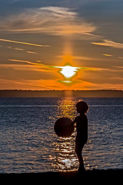 Boy and his Ball