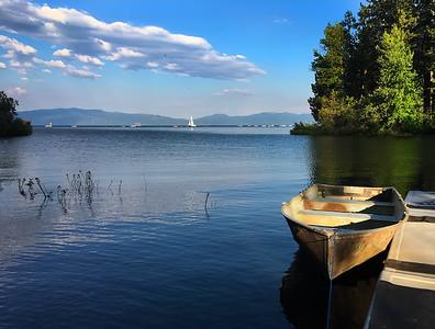 Lake Tahoe Boat