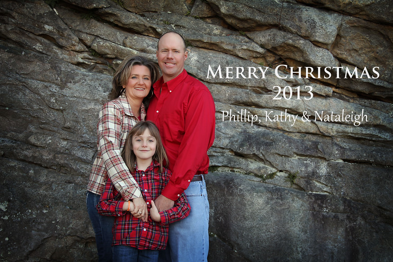 Kathy - Christmas Card 2013