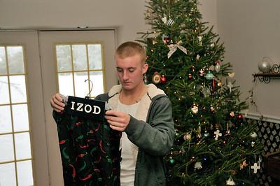2010-11 Christmas, the New Year & Kansas