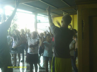 2014 Guatemala Mission  - David Lane
