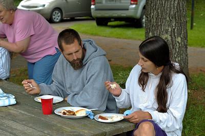 2009 Lane-Strouth Memorial/Reunion in Birchfield, VA