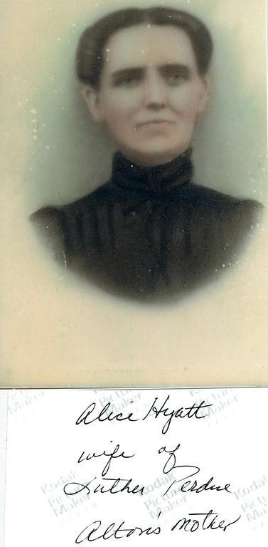 Alice Hyatt