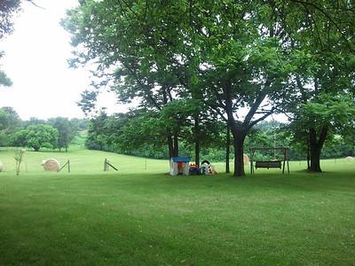 Backyard in KY