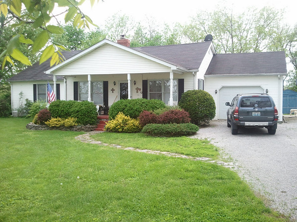 Our house in Kentucky