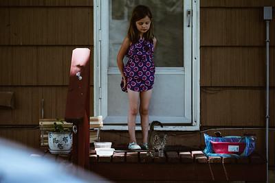 Girls & Kittens, July 1st - 2
