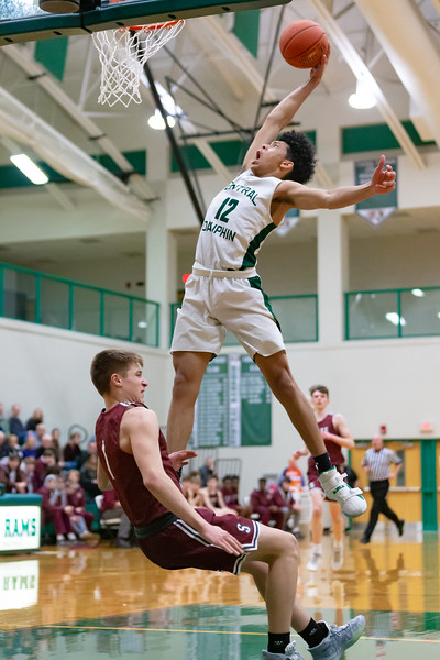 Central Dauphin vs. State College | February 7, 2020