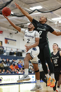 2020 NEAC Tournament Final Four | Penn State Harrisburg vs. Morrisville State | February 28, 2020