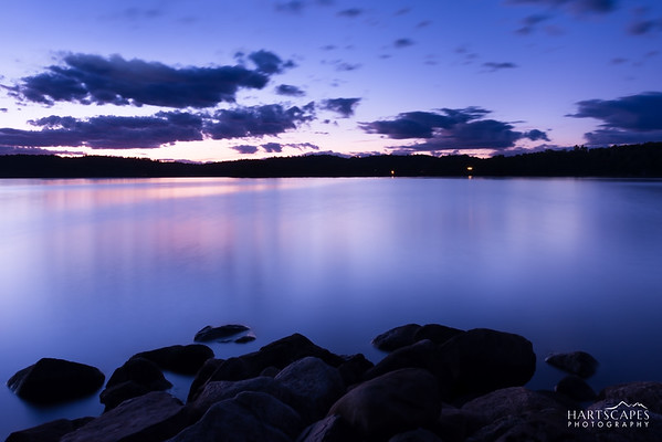 Michigamme Sunset