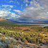 Horseshoe Lake Mountain Vista