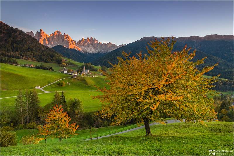 Colors of the Dolomites | Цвета Доломитовых Альп