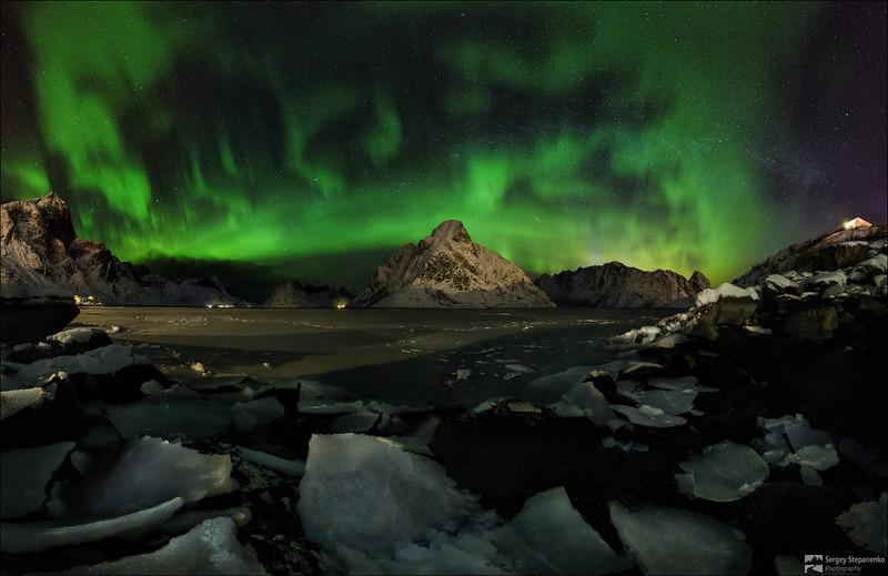 Emerald Heaven | Изумрудные небеса
