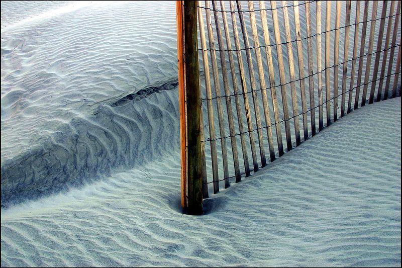 Sand Capture