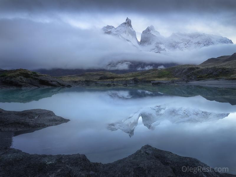 Misty Patagonia