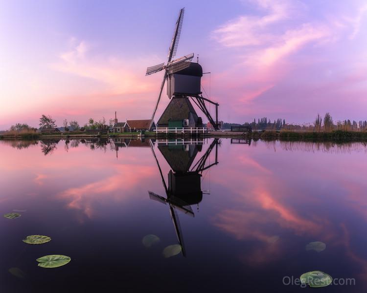 Winmill in Holland