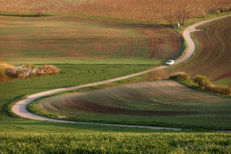 Moravian road