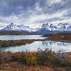 Autumn in the Torres del Paine