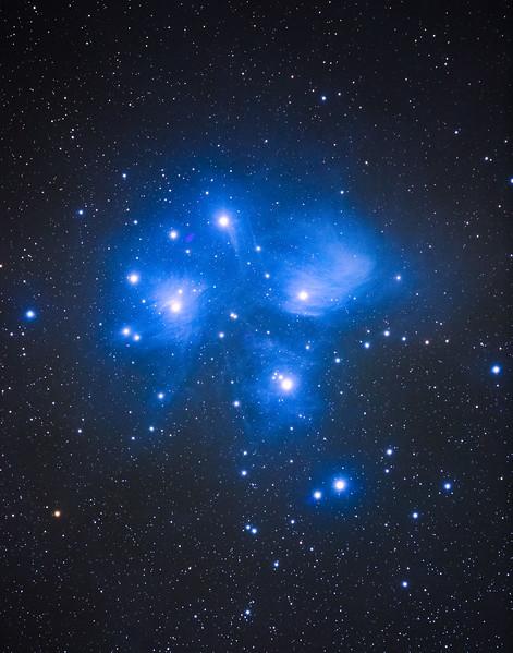 M45 Pleiades