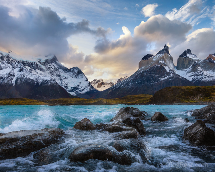Waves of Patagonia