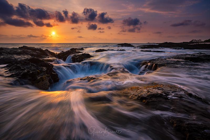 Ocean Drains
