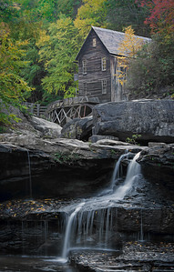 Grist Mill at Babcock State Park