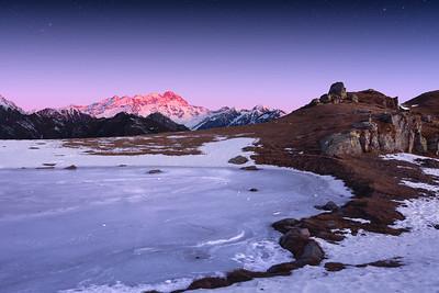 Alpe Pizzo Sunrise