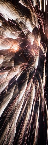 Fireworks Vertical 4