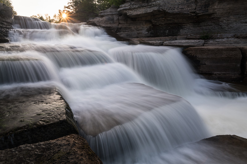 Bonnechere Falls